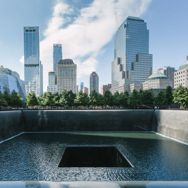 9/11 Memorial Reflecting Pools